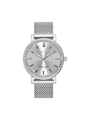 GANT TIME Herren Armbanduhr Analog Quarz Edelstahl GT006009