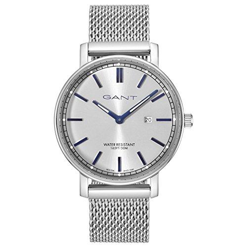 GANT TIME Herren Armbanduhr Analog Quarz Edelstahl GT006011