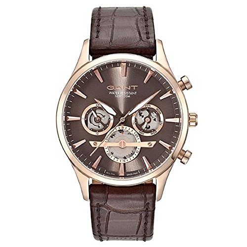 GANT TIME Analog Quarz Leder GT005003