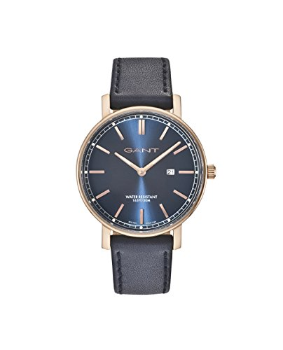 GANT TIME Analog Quarz Leder GT006007