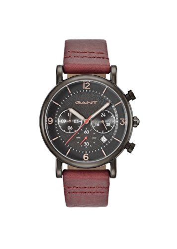 GANT TIME Analog Quarz Leder GT007002