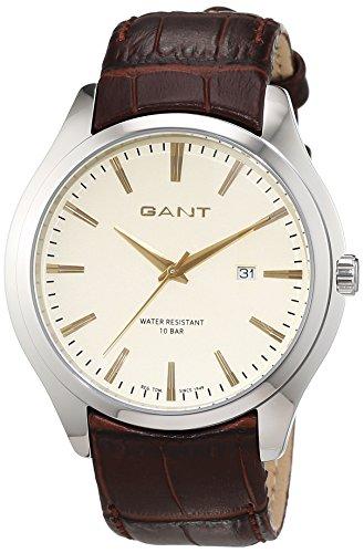 Gant RIVERDALE Analog Quarz Leder W70693
