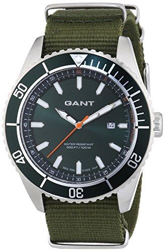GANT XL SEABROOK MILITARY Analog Quarz Nylon W70634