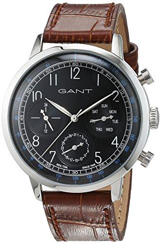 GANT TIME CALVERTON Analog Quarz Leder W71201