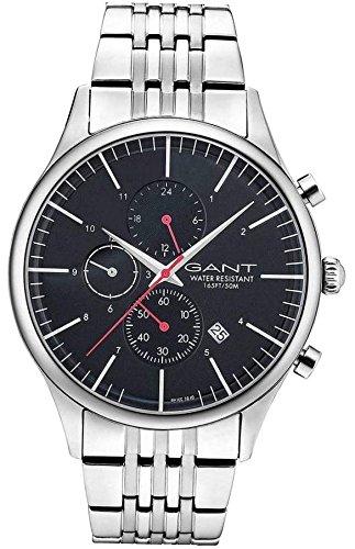 Gant Tremont silber schwarz GT030001