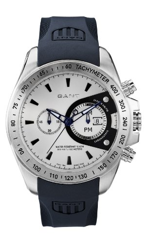 GANT Watches Herren Armbanduhr XL Bedford Analog Kautschuk W10386
