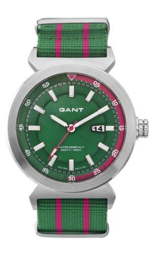 GANT Watches Herren Armbanduhr XL BRADLEY Analog Textil W70272