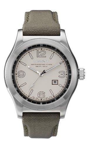 GANT Watches Herren Armbanduhr XL ROCKLAND Analog Textil W70212