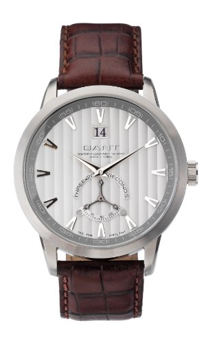 Gant Watches XL CORTLAND Analog Leder Quarz W10822