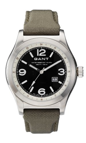 Gant Watches Herren Armbanduhr XL ROCKLAND Analog Textil W70211