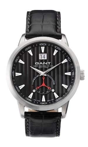 Gant Watches Herren-Armbanduhr XL CORTLAND Analog Leder W10821