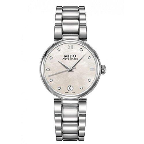 Mido Analog Automatik Edelstahl M0222071111610