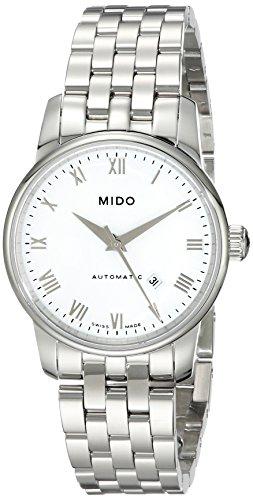 Mido XS Baroncelli Analog Automatik Edelstahl M76004261