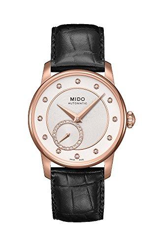 Mido XS Baroncelli II Lady Analog Automatik Leder M0072283603600