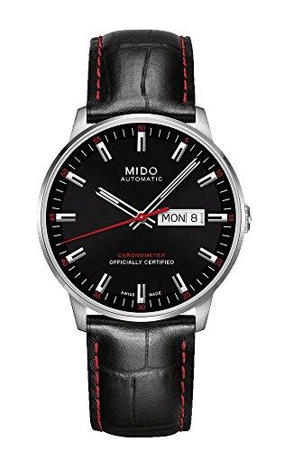 Mido XL Commander II Analog Automatik Leder M0214311605100