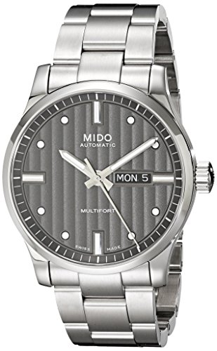 Mido XL Multifort Analog Automatik Edelstahl M0054301106180