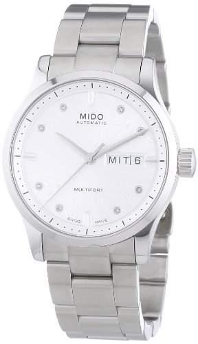 Mido Damenuhr-Automatik Multifort Diam Ø 38mm M0058301103602
