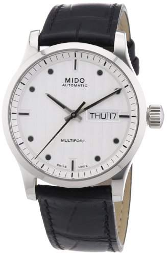 Mido Multifort Herrenuhr-Automatik Ø 38mm M0058301603100