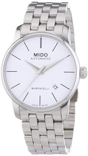 MIDO Herrenuhren-Automatikuhr Baroncelli Ii Herrenuhr Ø 38mm M86004761
