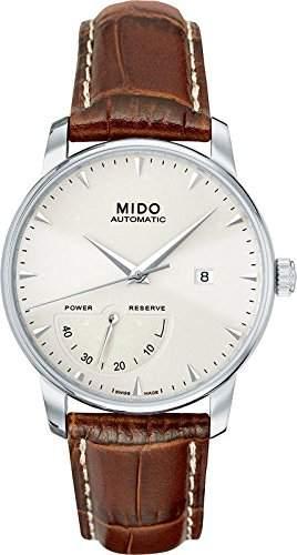 MIDO Herrenuhren-Automatikuhr Baroncelli Ii Power Reserve M86054118