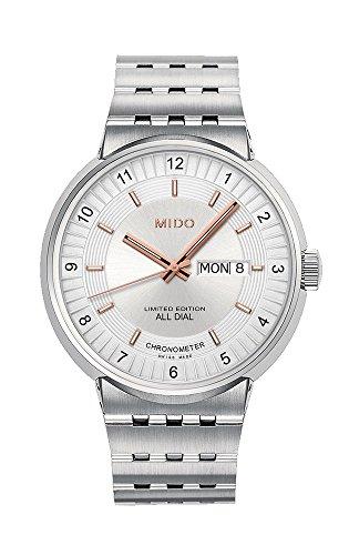 Herren armbanduhr Mido M8340 4 12 1
