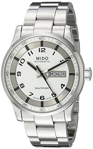 Mido XL Multifort Analog Automatik Edelstahl M0054301103280