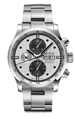Mido Multifort Chronograph 44mm M005 614 11 031 09