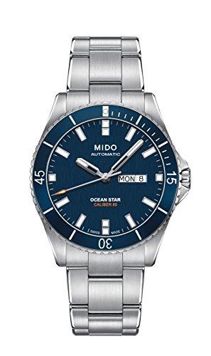 MIDO OCEAN STAR CAPTAIN 42 5MM AUTOMATIK M026 430 11 041 00