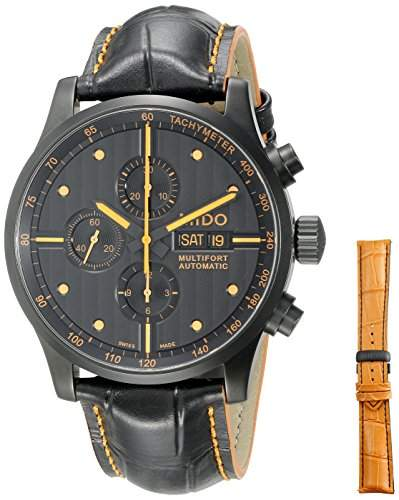 Mido Multifort Chronograph Special Edition II M0056143605122
