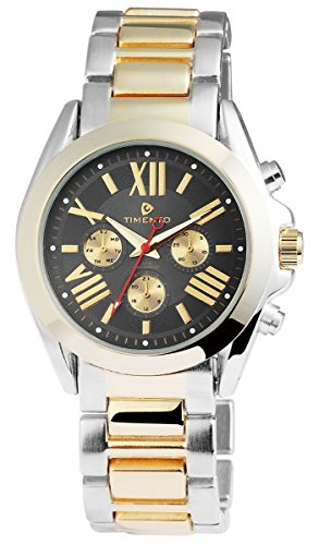 Timento mit Metallarmband Uhr 530011500001