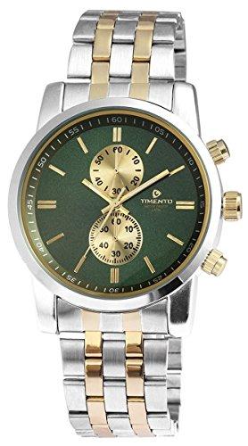 Timento mit Metallarmband Uhr 530016000014
