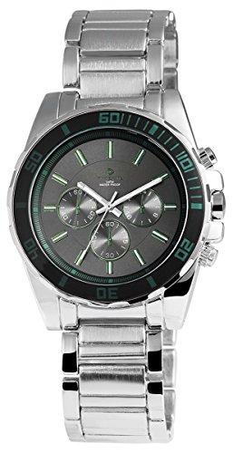 Timento Unisexuhr mit Metallarmband Uhr 530021500003