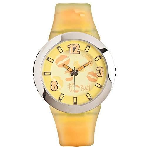 Fiorucci Damen-Armbanduhr Analog Quarz Kunststoff FR0702