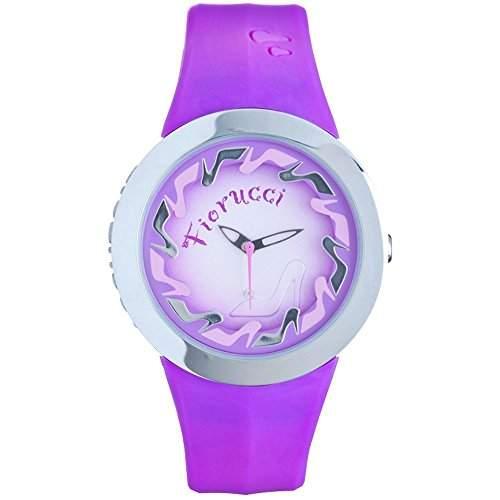 Fiorucci Damen-Armbanduhr Analog Quarz Kunststoff FR1502