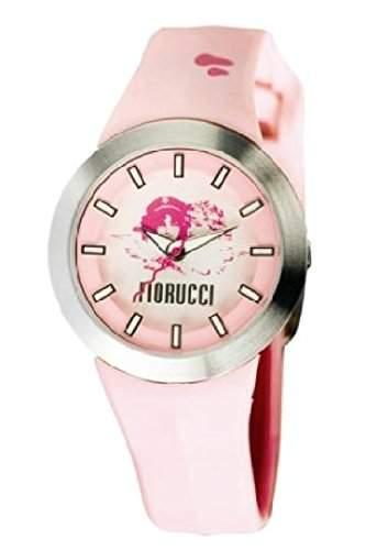 Fiorucci Damen-Armbanduhr Analog Quarz Kunststoff FR3401