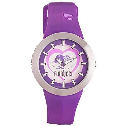 Fiorucci Damen-Armbanduhr Analog Quarz Kunststoff FR3403