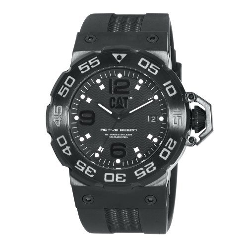 Caterpillar Active Ocean Mens Date Display Watch D2 161 21 121