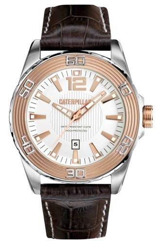 Caterpillar Manhattan Mens Date Display Watch S6 191 35 222