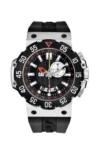 CAT ArmbanduhrES Herren D314521128 Deep Ocean Analog Armbanduhr