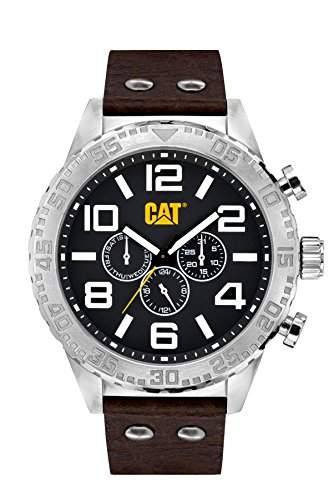 XL Multi CAT Camden Mens Multi-Functional NH14935131 Watch