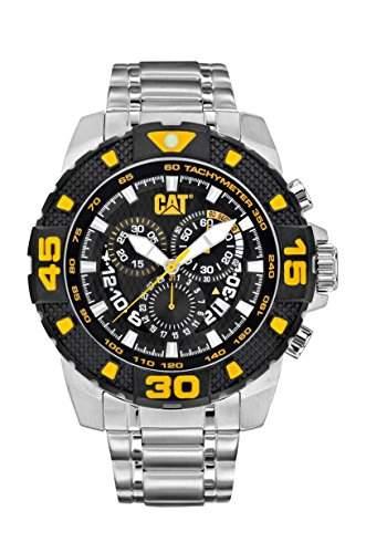 CAT Herren-Armbanduhr Analog Quarz Kautschuk PT14311127