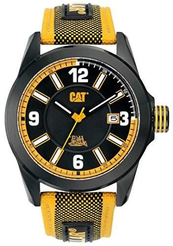 CAT UhrES Herren YO16164124 Big Twist Analog Uhr