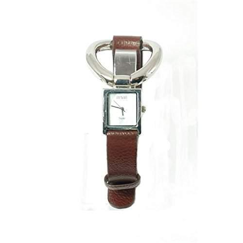 Anaii Pink Style braune Damen Mode Armbanduhr