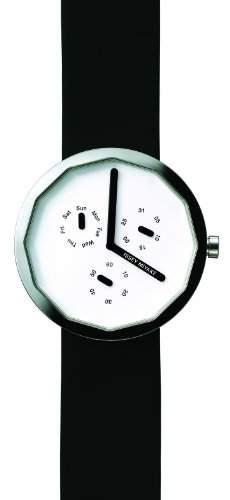 Issey Miyake Unisex-Armbanduhr Analog weiss IM-SILAP007