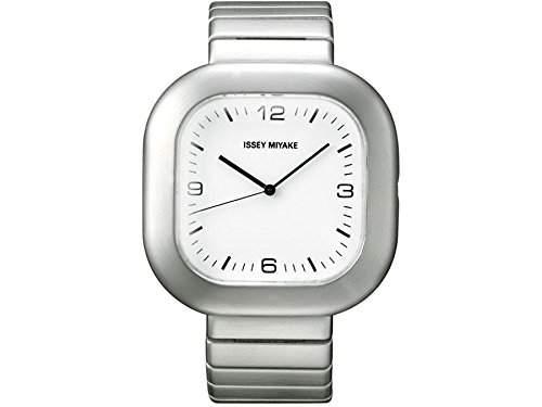 Issey Miyake Herren-Armbanduhr GO-Serie Silax001