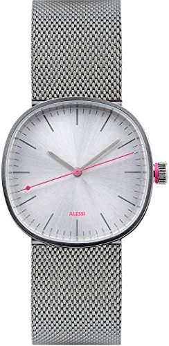 ALESSI Damen-Armbanduhr Analog Quarz Edelstahl AL5050