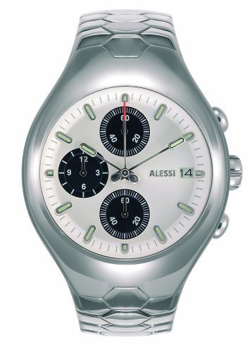 Alessi Herrenarmbanduhr Chronograph Nuba AL 11010