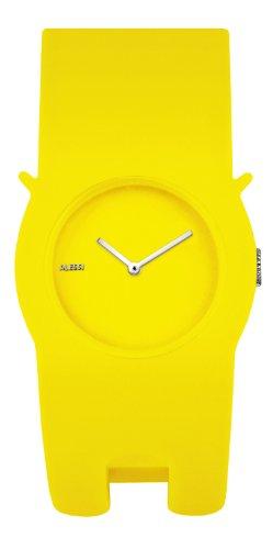 Alessi Unisex Armbanduhr Sanaa Neko Analog Quarz AL24003