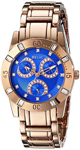 Relic Damen zr15750 Beth Analog Display Analog Quarz Rose Gold Watch