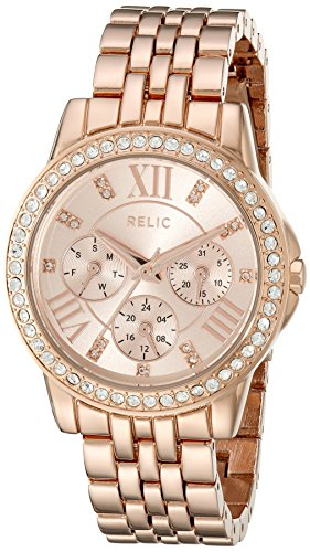 Relic Damen zr15755 Layla Rose Gold Watch